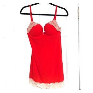 Victoria's Secret Red Lingerie